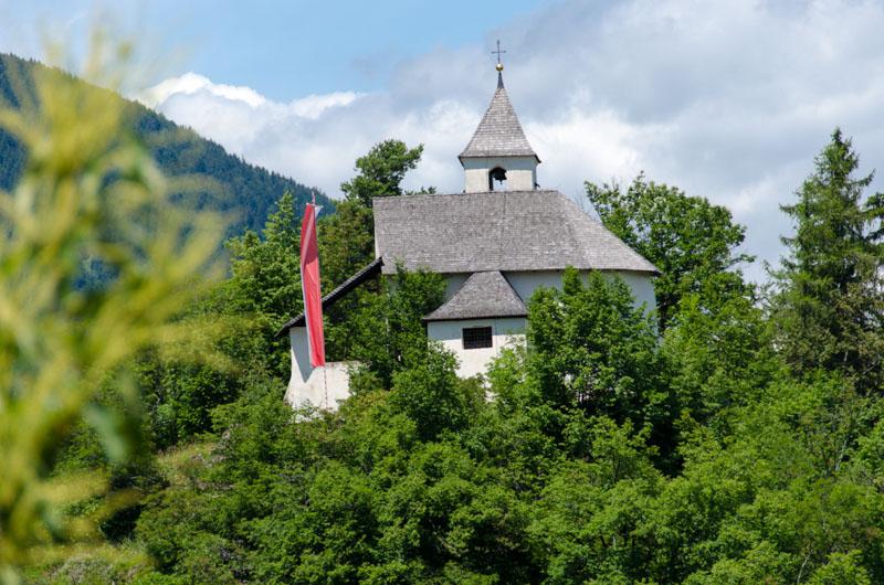 St. Apollonia in Obersirmian