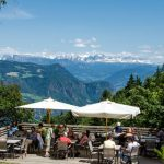 Blick vom Restaurant Apollonia