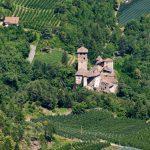 Schloss Wehrburg in Tisens Prissian