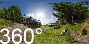 360° bei der Überetscher Hütte (Tscherba)