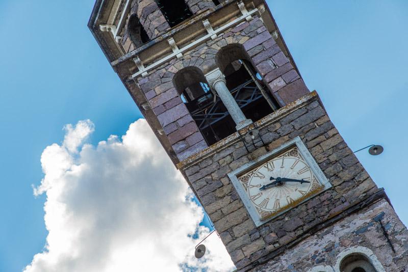 Kirchturm Chiesa S. Rocco Miola