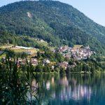Lago di Serraia mit Sternigo