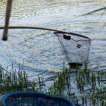 Fischer am Lago di Serraia