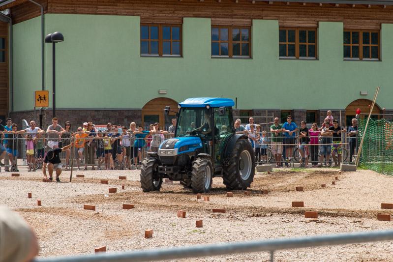 Traktor-Rennen