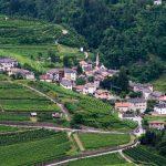 Dorf im Cembratal
