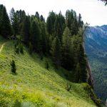 wandern im Val San Nicolò