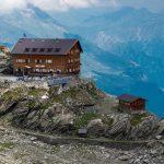 Stettiner Hütte auch Eisjöchlhütte genannt