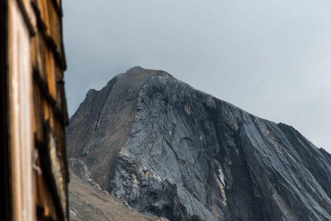 Gipfel Hohe Weiߟe (Hochweiße,  italienisch Cima Bianca Grande)