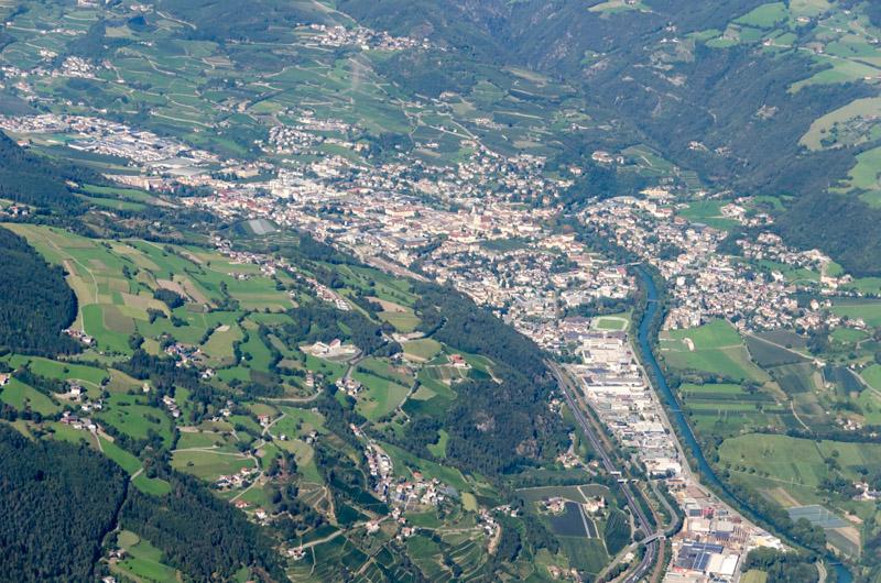 Dolomiten Rundflug-Brixen