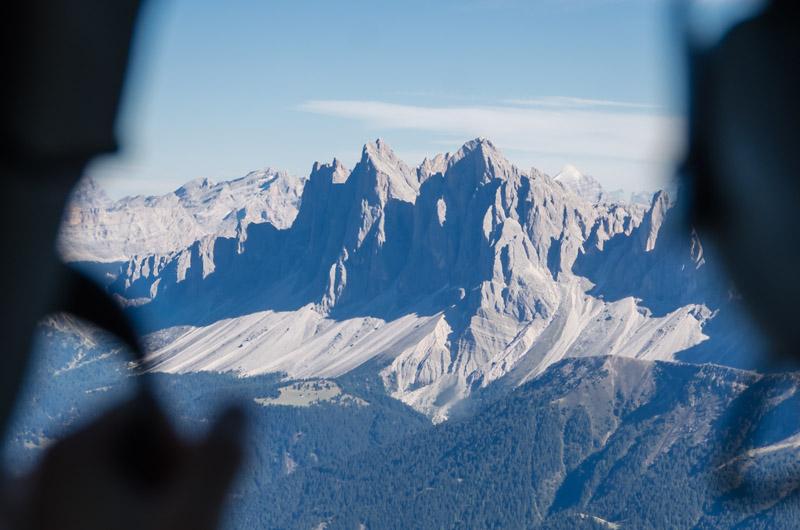 Dolomiten Rundflug-Geisler
