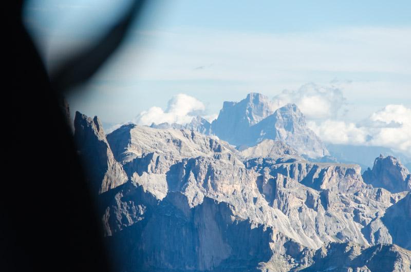 Dolomiten Rundflug-Pelmo
