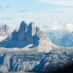 Dolomiten Rundflug-Drei Zinnen