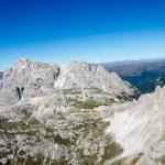 Dolomiten Rundflug-Dreischusterspitze