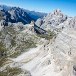 Dolomiten Rundflug-Drei Zinnen Hütte