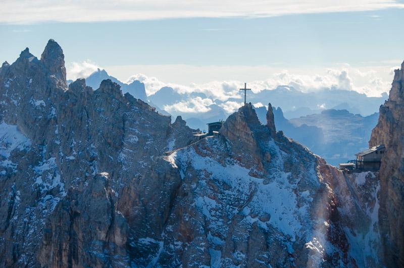 Dolomiten Rundflug-Monte Cristallo