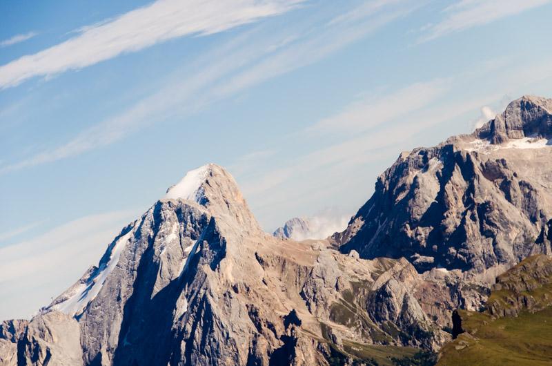Dolomiten Rundflug