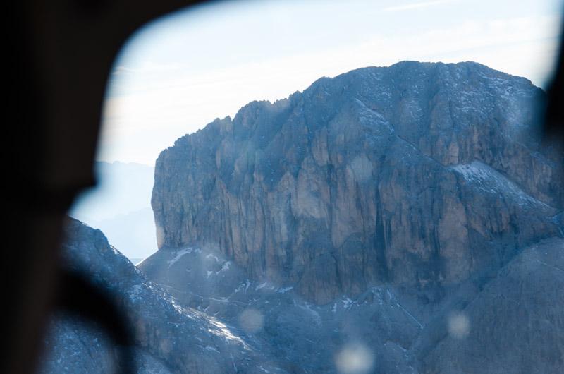 Dolomiten Rundflug-Langkofel