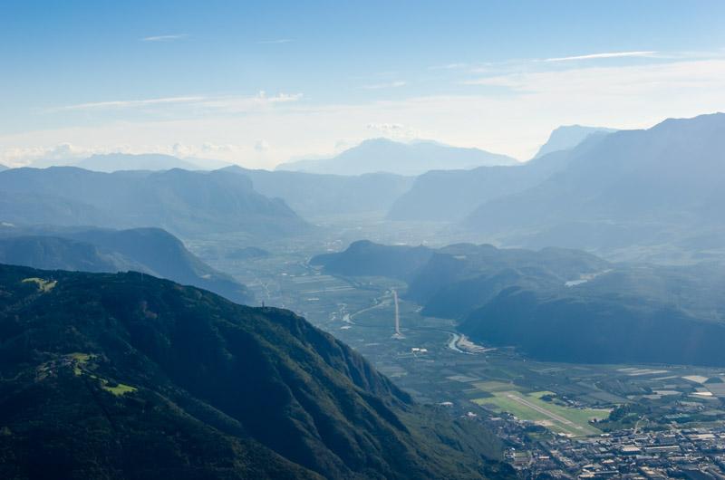 Dolomiten Rundflug-Unterland