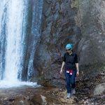 Wasserfall in Rastenbachklamm
