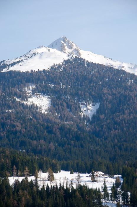 Weißhorn und Petersberger Leger Alm