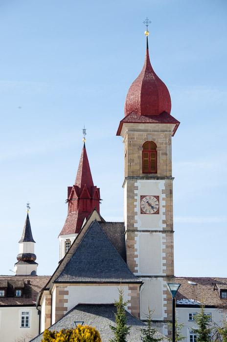Kirchturm Wallfahrtskirche Maria Weißenstein