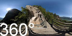 360° Rastenbachklamm