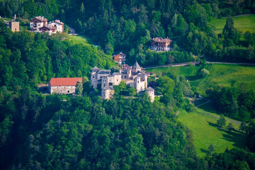 Schloss Prösels in Völs am Schlern