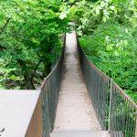 Hängebrücke in Altenburg