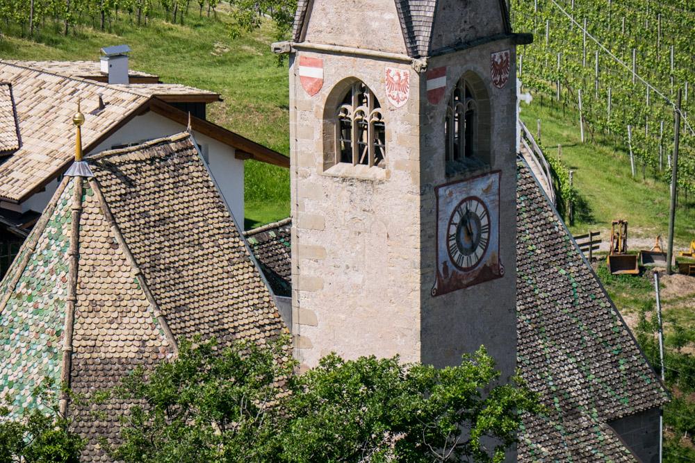 Kirchturm Pinzon