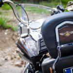Motorrad-Harley Davidson