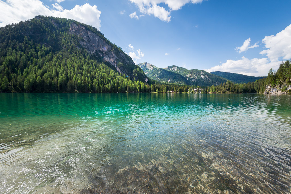 Am Pragser Wildsee