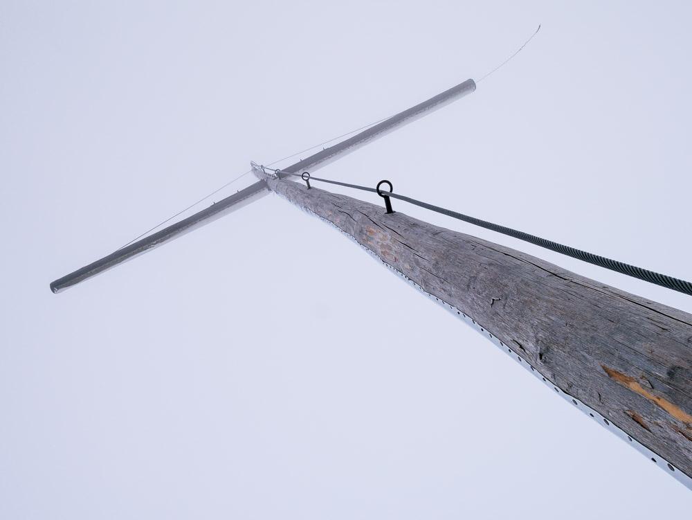 Gipfelkreuz Schwarzer Kopf