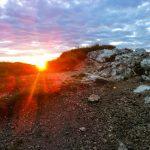 Sonnenaufgang Roen