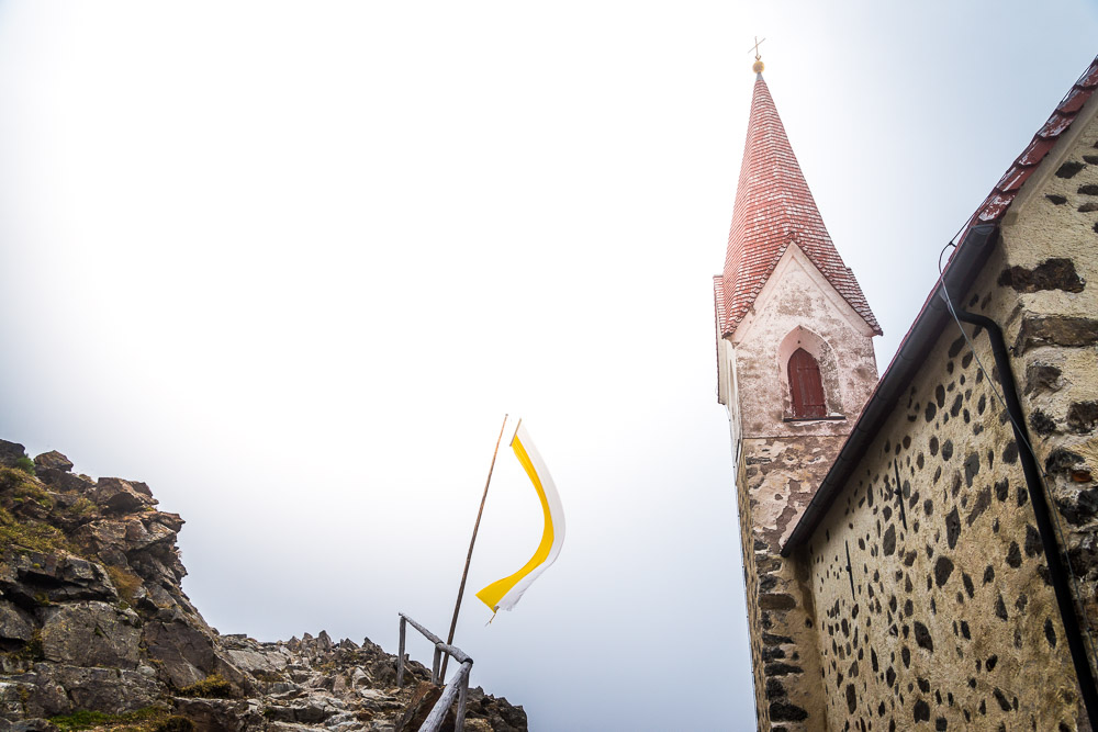 Wallfahrtskirche am Latzfonser Kreuz