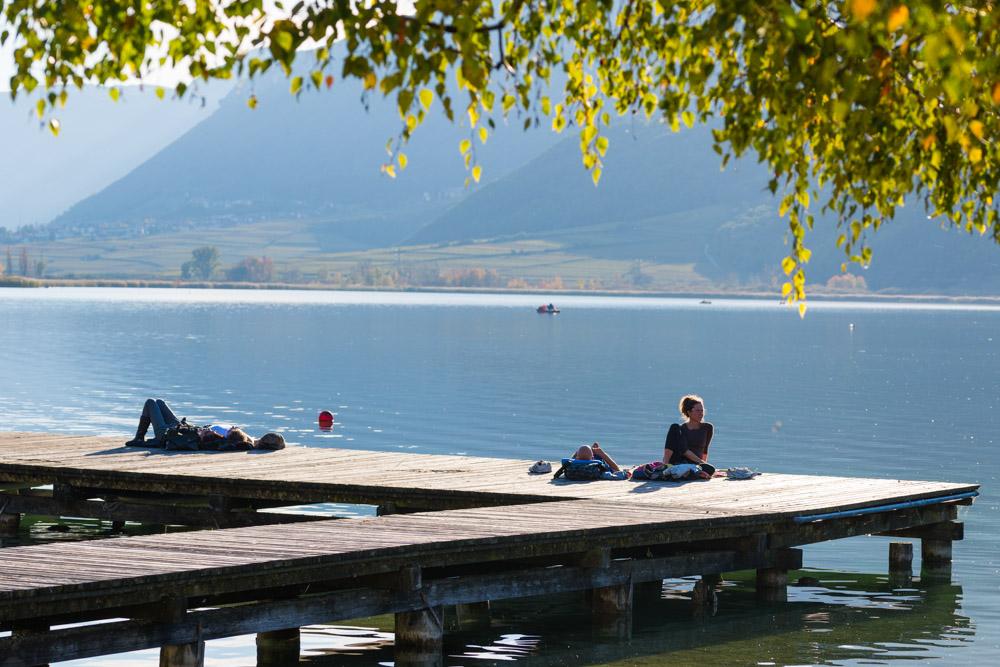 Klugkammer am Kalterer See