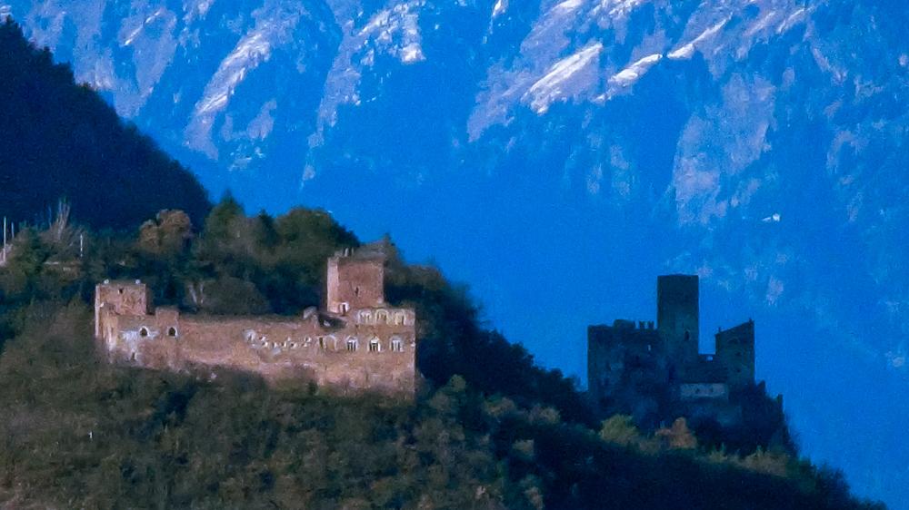 Schloss Boymont und Hocheppan