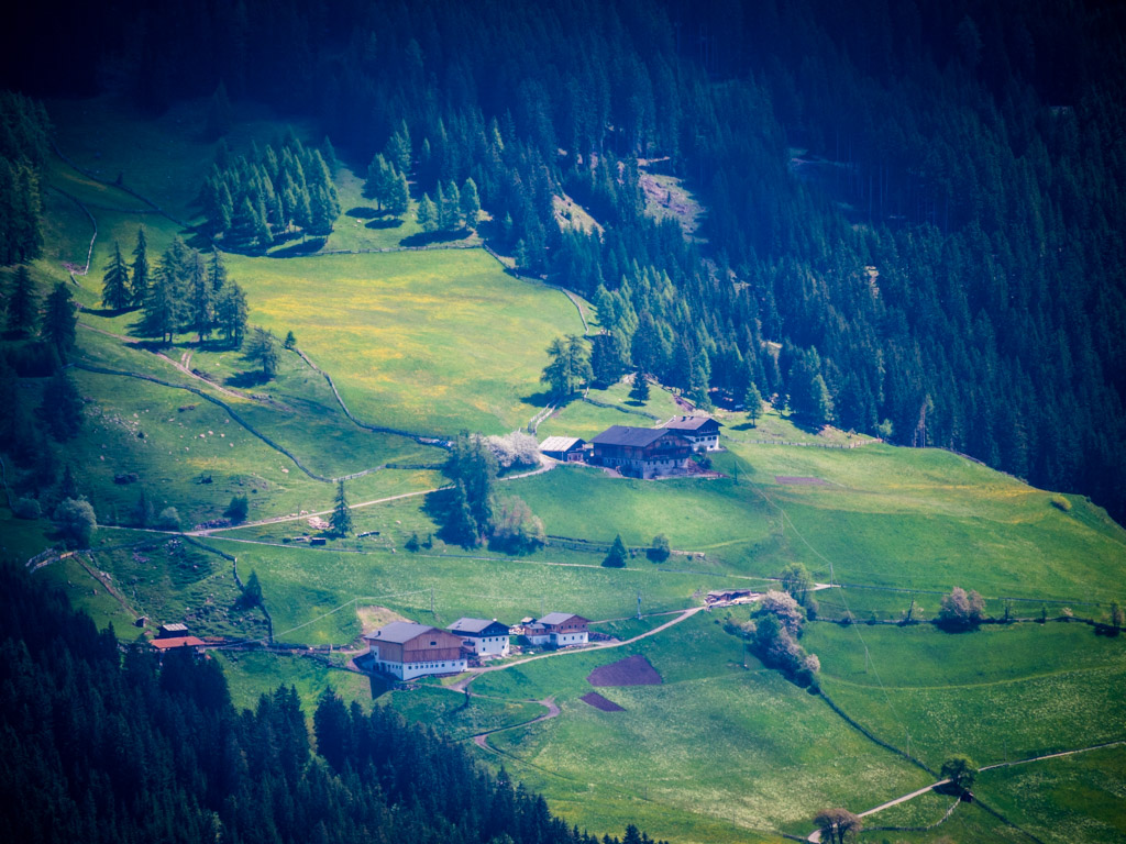 Bauernhöfe