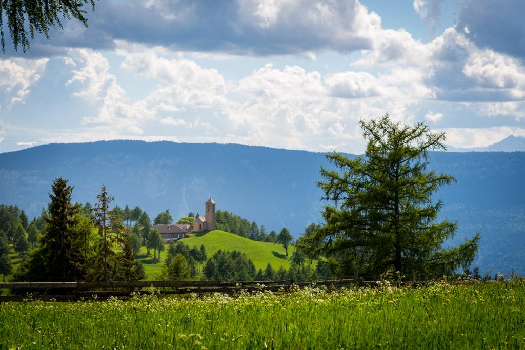 St. Jakobkirche auf Langfenn