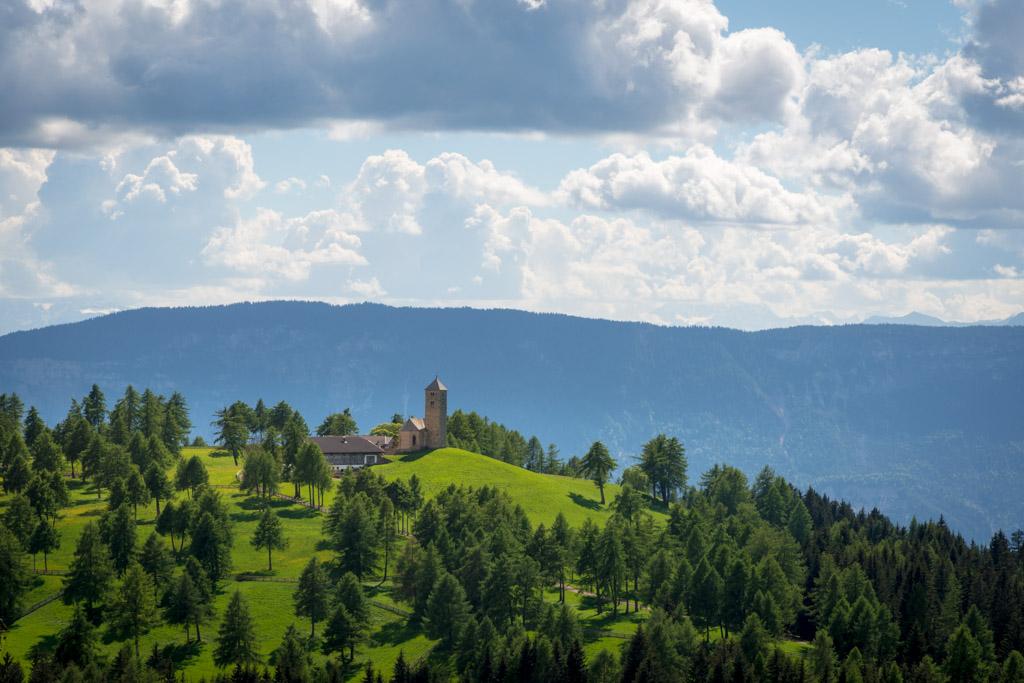 St. Jakobkirchlein auf Langfenn