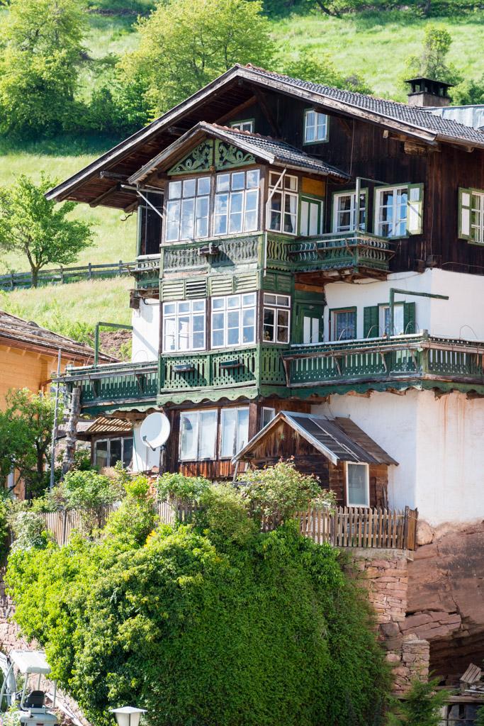 Haus in Mölten