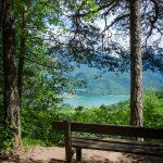 Blick zum Kalterer See