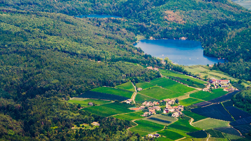 Die beiden Montiggler Seen