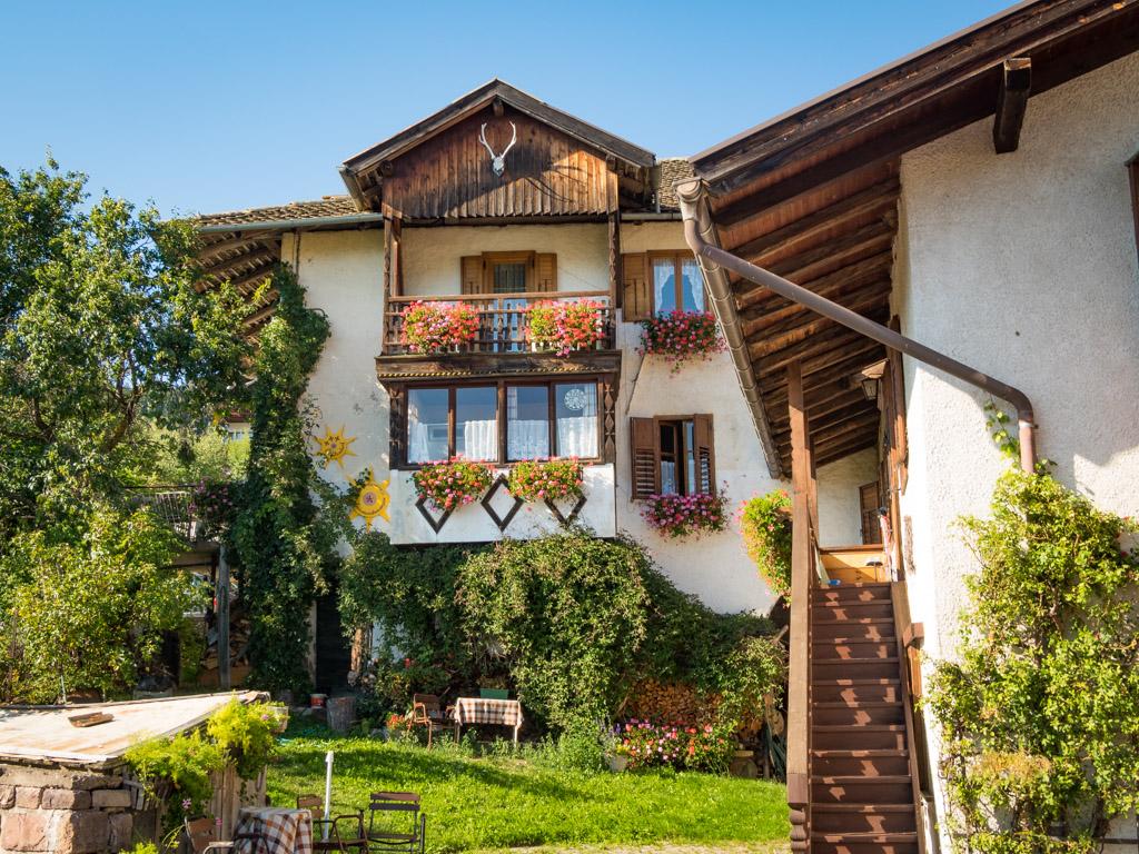 Bauernhaus in Altrei