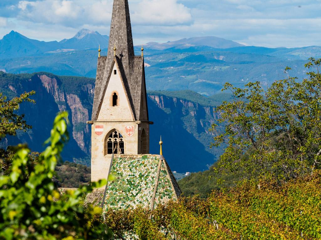 Kirche Pinzon