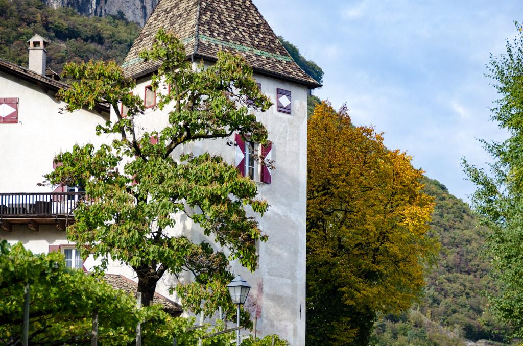 Strehlburg in Kurtatsch