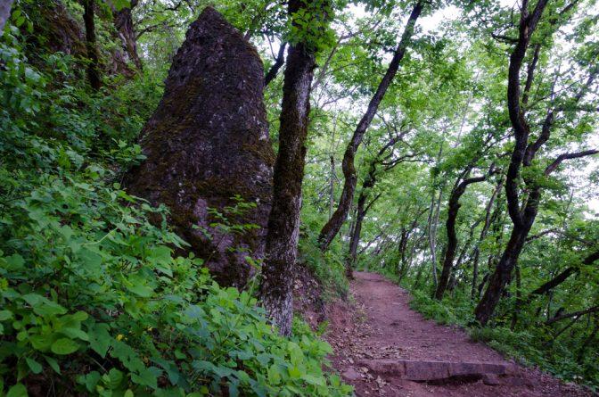 Hinkelstein Naturerlebnisweg Tramin