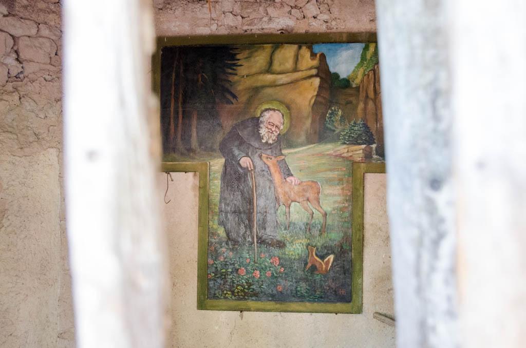 Heiliger Leonhard, Maria Weißenstein