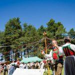 Bändertanz Volkstanz Südtirol