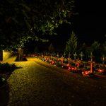 Friedhof in Deutschnofen