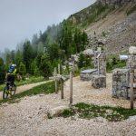 Station Geologie am Erlebniswanderweg Natur im Latemarium